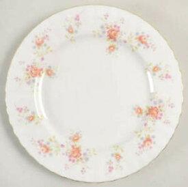 【送料無料】キッチン用品・食器・調理器具・陶器 ロイヤルアルバートピーチローズサラダプレートRoyal Albert Peach Rose Salad Plate 619017