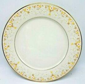 【送料無料】キッチン用品・食器・調理器具・陶器 ノリテイクアウトフレグランスディナープレート素晴らしいコンディションNoritake FRAGRANCE Dinner Plate 7025 GREAT CONDITION