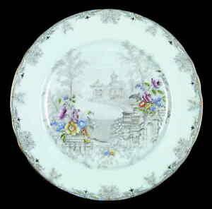 【送料無料】キッチン用品・食器・調理器具・陶器 エイズリー・クイーンズ・ガーデン・ディナープレートAynsley QUEEN'S GARDEN Dinner Plate 23694