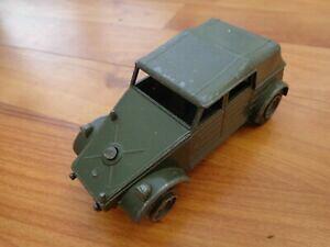 【送料無料】模型車 モデルカー ヴィンテージオリジナルディンキーミリタリーバトルラインフォルクスワーゲンvintage original 1960s dinky toys 617 military battle lines vw volkswagen kdf