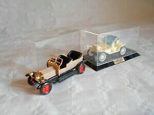 【送料無料】模型車 モデルカー ヴィンテージプラスチックタイマーカーモデルフォードロールロイスvintage eko plastic ,old timer cars model t ford and rolls royce