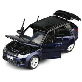 【送料無料】模型車 モデルカー ランドローバーレンジローバーミニカーカートイコレクションサウンドライland rover range rover suv 132 diecast model car toy collection soundamp;ligh