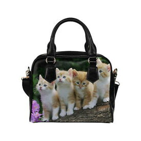 【送料無料】カスタム#ハンドバッグカットファッションショルダーバッグcustom women039;s handbag cut cats fashion shoulder bag