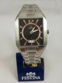 【送料無料】腕時計 ウォッチウォッチorologio watch festina uomo f163684 acciaio lucido e satinato