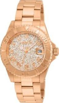 Hokushinco Watch Watch Rose Gold Stainless Steel Switzerland Quartz