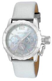 【送料無料】腕時計 ウォッチクロノステンレススチールシルバーレザーウォッチinvicta womens corduba chrono 100m stainless steelsilver leather watch 14796