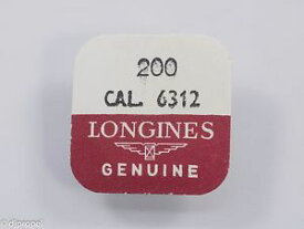 【送料無料】腕時計 ウォッチセンターホイールギアlongines genuine material part 200 center wheel amp; pinion for longines cal 6312
