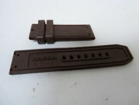 【送料無料】腕時計 ウォッチブレスレットドマロンbracelet de montre brera marron horlogerie 19419