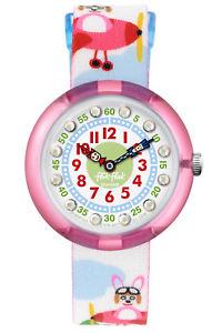 【送料無料】腕時計 ウォッチプランウォッチflik flak mdchenuhr hopp on a plane fbnp104