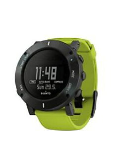 手錶表核心酸橙數碼多系統癱瘓石英人表suunto core lime crush digital composite multi quartz mens watch ss020693000