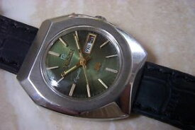 be7e76ef52 【送料無料】腕時計 ウォッチリコーカレンダーa ricoh automatic calender wristwatch cearly 1970s