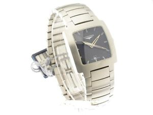 【送料無料】腕時計 ウォッチorologio longines opposition carr lady quarzo acciaio watch woman l35074526