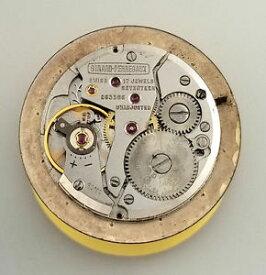 【送料無料】腕時計 ウォッチビンテージメンズキャリバームーブメントvintage girard perregaux caliber 26 mens wrist watch movement as 1758