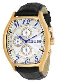 【送料無料】腕時計 ウォッチメンズトノークロノグラフアナログウォッチinvicta specialty 14331 mens tonneau analog chronograph date watch