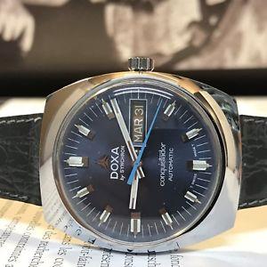 【送料無料】腕時計 ウォッチドクサコンキスタドールmontre doxa by synchron conquistador automatique eta 2789