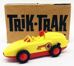 【送料無料】模型車 モデルカー スポーツカーモデルビンテージレースカースポットspot on models appx 17cm long sp15618 vintage trik trak racing car