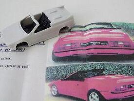 【送料無料】模型車 モデルカー スポーツカーモデルカブリオレchestnut models 143 matra murena cabriolet hamann
