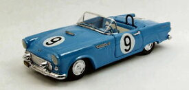 【送料無料】模型車 モデルカー スポーツカーフォードサンダーバード#デイビスモデルリオセブリングford thunderbird 9 sebring 1955 scherdavis 143 model rio