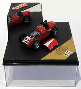 【送料無料】模型車 モデルカー スポーツカースケールフェラーリスイスグランプリ#フィッシャーquartzo 143 scale q4163 ferrari 500 f2 swiss gp 1952 42 rfischer