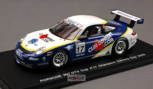 【送料無料】模型車 モデルカー スポーツカーポルシェ#カールカップスパークporsche 997 gt 17 carr cup 2009 143 spark mx021