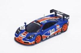【送料無料】模型車 モデルカー スポーツカーマクラーレン#ルマンブラバムスパークmclaren f1 gtr 34 le mans 1996 ph raphanel owenjones brabham spark 143 s440