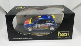 【送料無料】模型車 モデルカー スポーツカーネットワークフィアットプントラリーカジノダポヴォア143 ixo rare fiat punto s1600 fontes rally casino da povoa 2002 minipartes