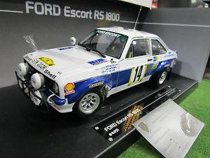 【送料無料】模型車 モデルカー スポーツカーフォードエスコートサファリラリー#ラリースターford escort mkii rs1800 14 safari rally rally 1977 118 sun star 4491 car