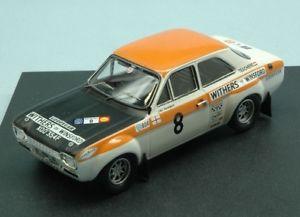 【送料無料】模型車 モデルカー スポーツカーフォードエスコートスコットランドラリーjm 2145412 trofeu tf0550 ford escort mk1 n8 winner scottish rally 1971 c sclat