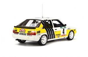【送料無料】模型車モデルカースポーツカールノーターボラリーポルトガル#サイズオットーrenault11turborallyportugal19844ragnottisizeanelevenotto118