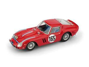 【送料無料】模型車 モデルカー スポーツカーフェラーリグアテマラフランスジャンウィンドウferrari 250 gto 5111gt tour de france 1963 1 jean window jose brumm 143 r566