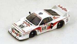 【送料無料】模型車 モデルカー スポーツカースパークモデルランチアベータモンテカルロターボフィーノjm 2138236 spark model s1895 lancia beta montecarlo turbo n68 14th lm 1981 fi