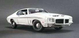 【送料無料】模型車 モデルカー スポーツカーポンティアックホワイトルマンacme 1972 pontiac gto lemans white 118