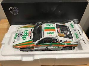 【送料無料】模型車 モデルカー スポーツカーランチアラリーポルトガルモデル118 kyosho lancia 037 rally portugal 1995 totip model rare highly detailed