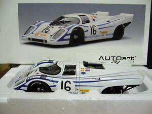 1/18 ポルシェ 917K セブリング No.16 1970