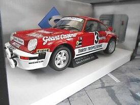 【送料無料】模型車 モデルカー スポーツカーポルシェカレララリー#カジノモチュールporsche 911 carrera 30 rs rally 3 beguin geant casino motul 1979 solido 118