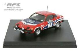 【送料無料】模型車 モデルカー スポーツカーロンバードラリーtriumph tr7 v8lombard rac rally 1978 pondgallagher 143 trofeu 2003