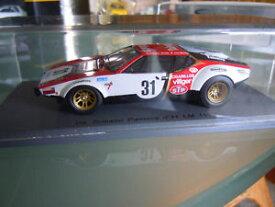 【送料無料】模型車 モデルカー スポーツカード#ルマンミュラーケトルde tomaso pantera, 31 le mans 1972 034;tabatip034; h mullerc kettle 143 spark