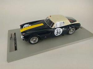【送料無料】模型車 モデルカー スポーツカーランチアコンプレッサ#カイロンルマンtecnomodel lancia d 20 compressor 31 chironmanzon le mans 1953 118