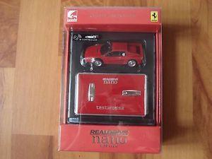 【送料無料】模型車 モデルカー スポーツカーフェラーリリモコン**brand ** ccp co ferrari testarossa realdrive nano 158 ir remote control