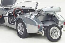 【送料無料】模型車 モデルカー スポーツカーアルミニウムコブラシェルビー#shelby ac cobra 260 in unpainted aluminum by exoto in 118 shelby039;s 1st car