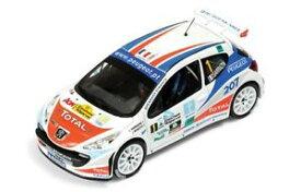 【送料無料】模型車 モデルカー スポーツカープジョーラリーカジノアルガルヴェポルトガルサラザン143 peugeot 207 s2000 rally casinos do algarve portugal 2007 ssarrazin
