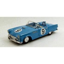 【送料無料】模型車 モデルカー スポーツカーフォードサンダーバードセブリングデイビスモデルford thunderbird n9 sebring 1955 scherdavis 143 models various makes and sc