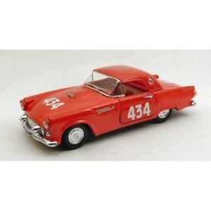 【送料無料】模型車 モデルカー スポーツカーフォードサンダーバードミッレミリアモデルford thunderbird n434 mille miglia 1957 smadsaorganically 143 models various m