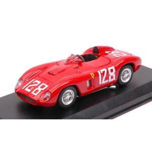【送料無料】模型車 モデルカー スポーツカーフェラーリロードレースferrari 500 tr n128 winner brynfan tyddyn road races 1956 c shelby 143 automod