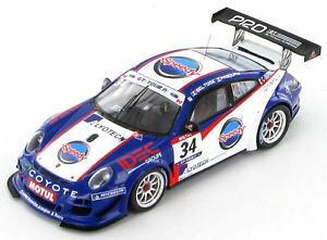 【送料無料】模型車 モデルカー スポーツカーポルシェグアテマラフランスporsche 911 gt3 r pasquali beltoise french gt 2011 143 sf019