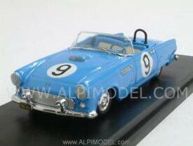【送料無料】模型車 モデルカー スポーツカーフォードサンダーバード#セブリングリオford thunderbird 9 sebring 1955 scher 143 rio 4371