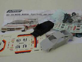 【送料無料】模型車 モデルカー スポーツカーキットmatra murena rallycross 1982 beltoise kit prepeint chestnut