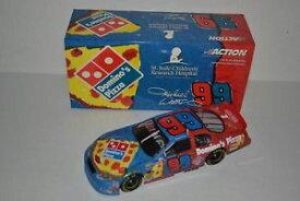 【送料無料】模型車 モデルカー スポーツカーマイケルドミノピザアクションmichael waltrip 124 2004 dominos pizza action cwc