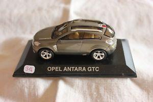 【送料無料】模型車 モデルカー スポーツカーミニチュア#オペルアンタラminiature vehicles 314 opel antara gtc