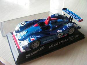【送料無料】模型車 モデルカー スポーツカーレースカールマンセリエ143 car race car dalara oreca 24 hours of le mans 2002 serie 8